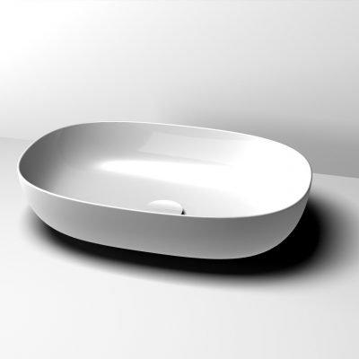 Lavabo Smove Bianco