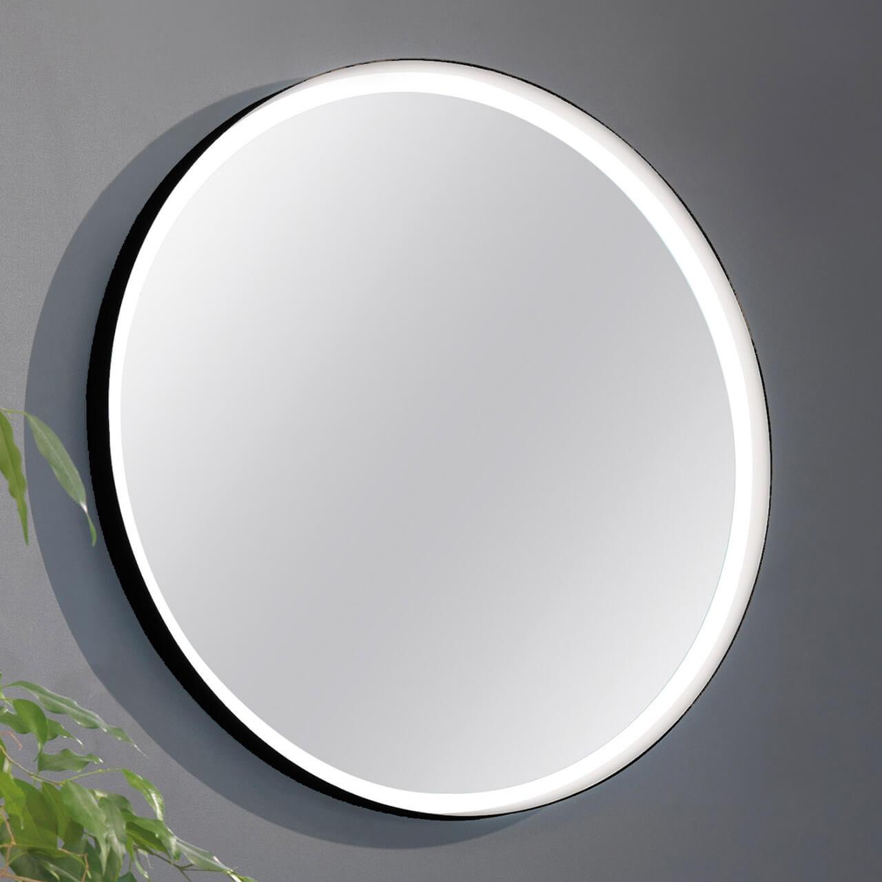 Specchio Centro nero