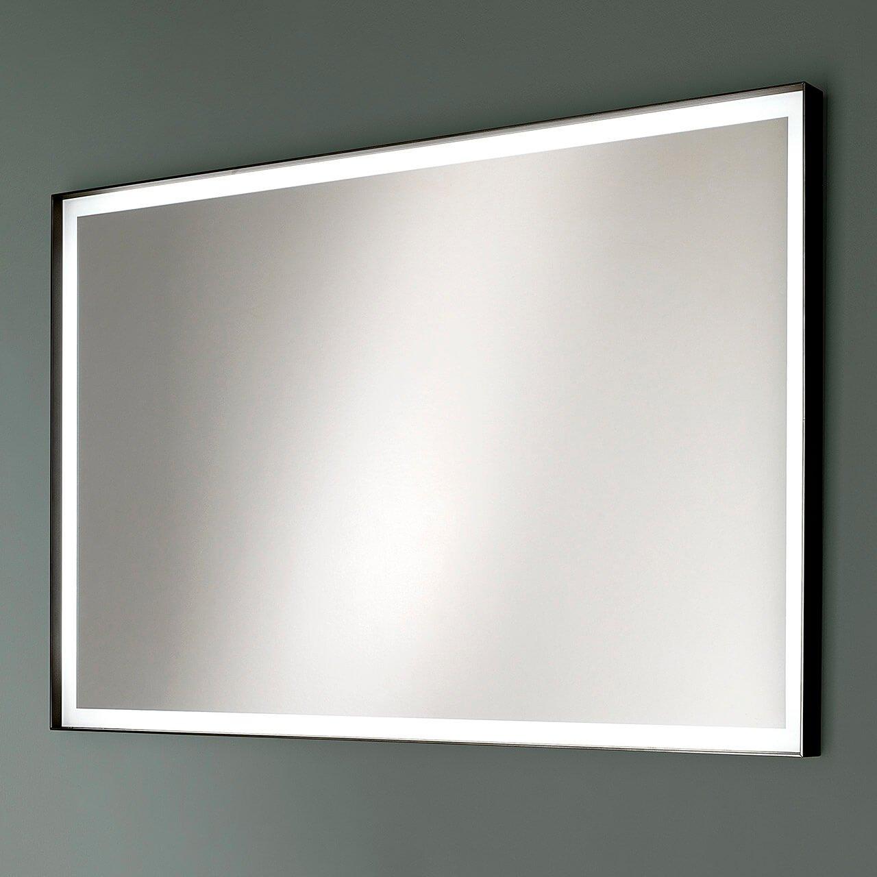 Specchio Charme nero