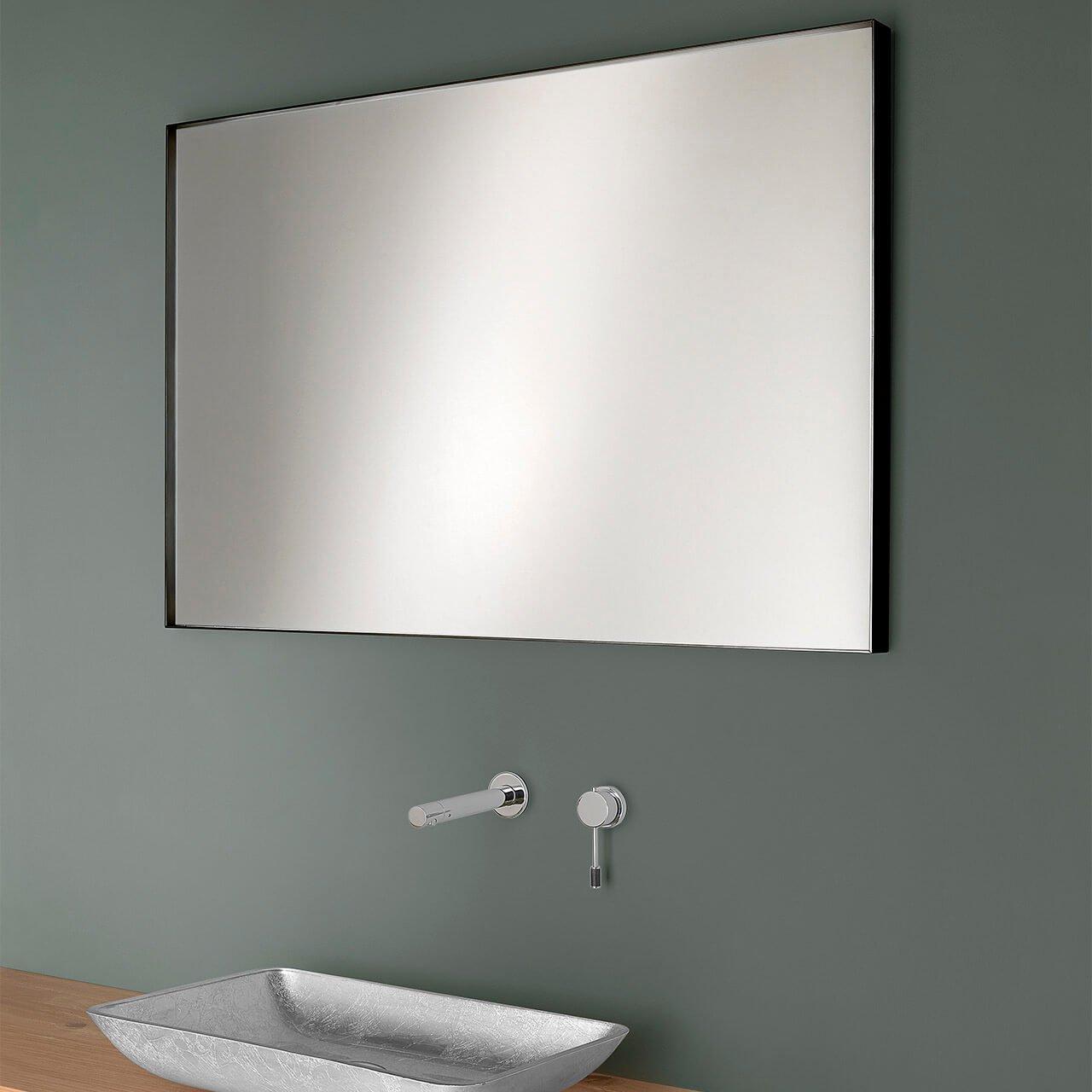 Specchio Nero metal