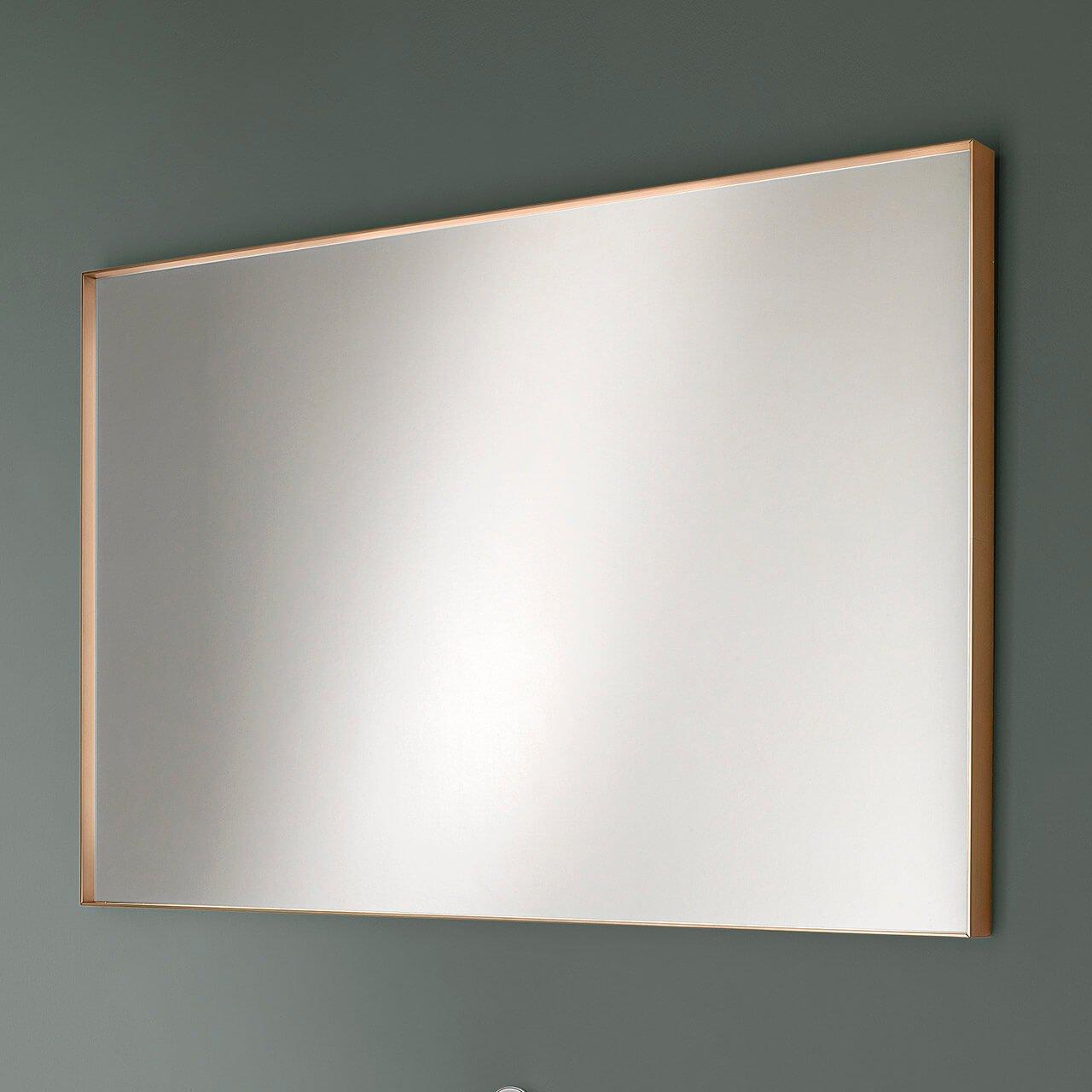 specchio CharmeS rame