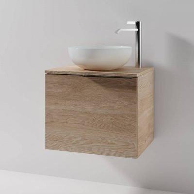 mobile bagno matrix 60 rovere